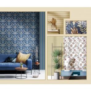 Ταπετσαρία Τοίχου Φλοράλ – Parato, Casa Mood– Decotek p27022  (1005x53cm)