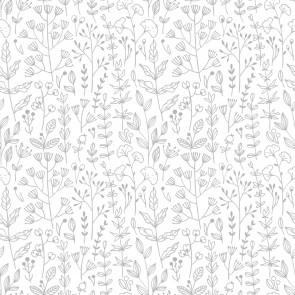 Ταπετσαρία Τοίχου Φλοράλ – Parato, Casa Mood– Decotek 27049  (1005x53cm)