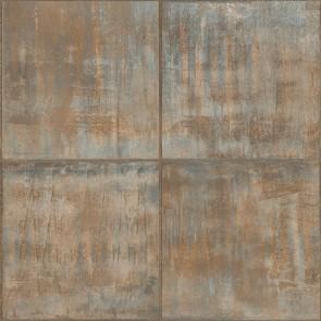 Ταπετσαρία Τοίχου Μέταλλο - Σκουριά – Grandeco, Perspectives – Decotek pp3401