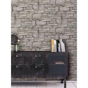 Ταπετσαρία Τοίχου Πέτρα – Grandeco, Perspectives – Decotek pp3903