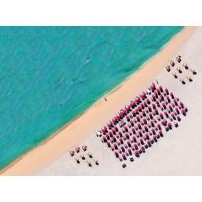 Φωτοταπετσαρία Τοίχου Παραλία Μαϊάμι - Komar - Decotek XXL2-047