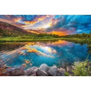 Φωτοταπετσαρία Τοίχου Μαγευτικό Ξημέρωμα - Komar - Decotek XXL4-016-Daybreak