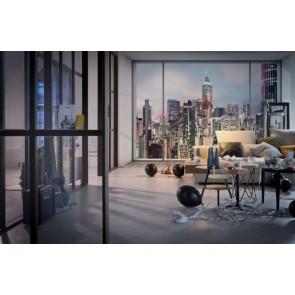 Φωτοταπετσαρία Τοίχου Νέα Υόρκη - Komar - Decotek XXL4-030-Suite