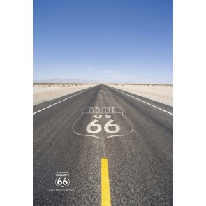 Φωτοταπετσαρία Τοίχου Δρόμος - 1wall - Decotek W2PL-ROUTE66-002