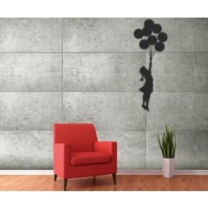 Φωτοταπετσαρία Τοίχου Τέχνη του Δρόμου - 1wall - Decotek W4P-STREETART-002
