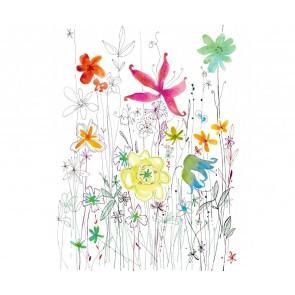 Φωτοταπετσαρία Τοίχου Λουλούδια - Komar - Decotek XXL2-022