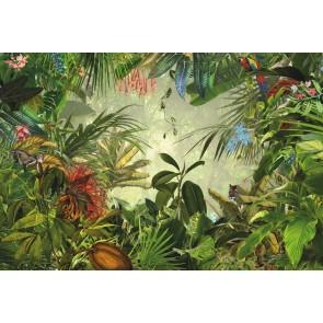 Φωτοταπετσαρία Τοίχου Ζούγκλα - Komar - Decotek XXL4-031-Into-The-Wild